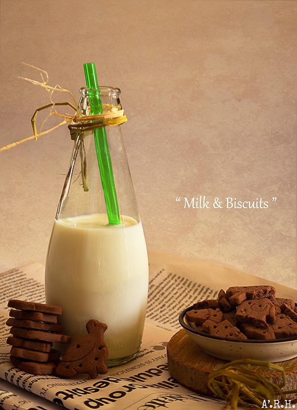 Milk & Biscuits