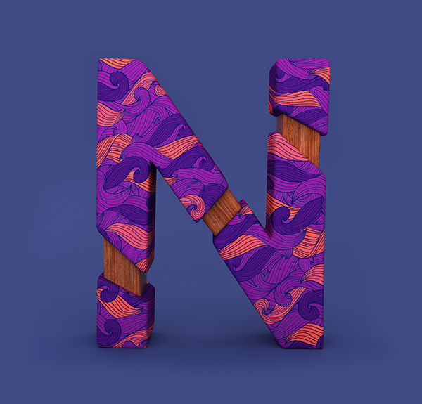 No Alphabet Web Design  Web Design Graphic Design