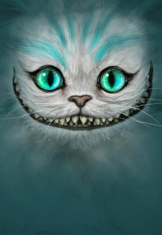 wallpapers the cheshire cat alice s adventures in