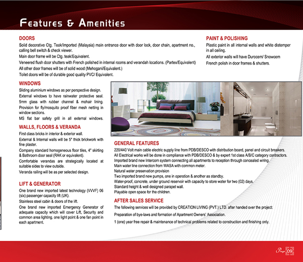 brochure real estate brochure