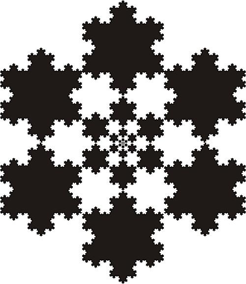 Snowflake Tessellation