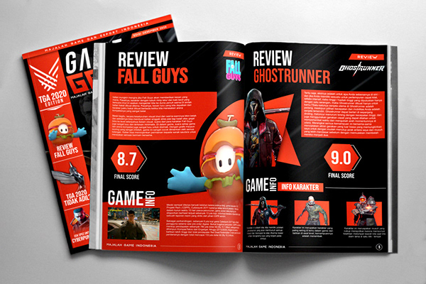 Magazine Design