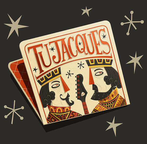 Tujacques - The Art Of Living