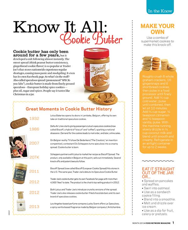 Indesign Magazine Layout Food: Food Network Magazine Layouts On Behance