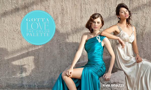 f84d3f9b8 Los vestidos de la marca Eva Brazzi se pueden conseguir en las tiendas  Liverpool y Palacio de Hierro