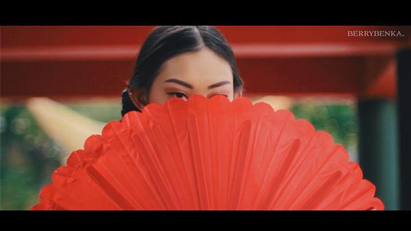 Berrybenka The Label Oriental Fascination Lookbook On Student Show