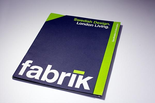 brochure identity