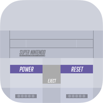 SNES Emulator Icon on Behance