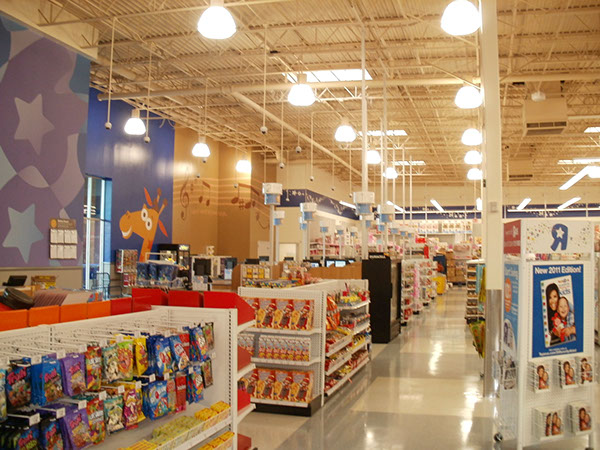 Toys R Us Store : Toys quot r us babies store integration on behance