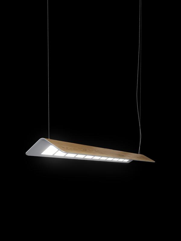 pendant luminaire nature oled on behance. Black Bedroom Furniture Sets. Home Design Ideas