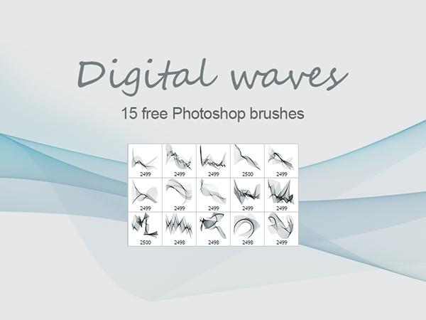 FREE Photoshop brushes on Behance