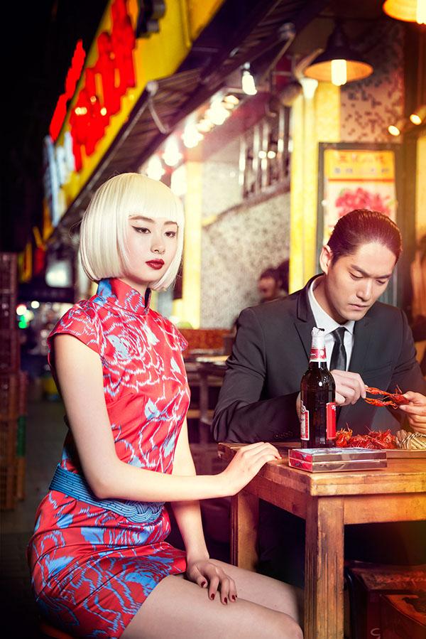 Shanghai nightlife girls