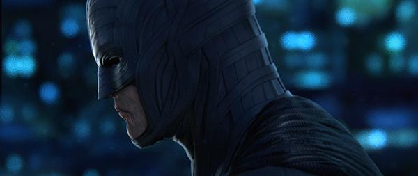 The Dark Knight by Riyahd Cassiem