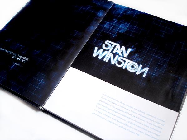 stan winston book - 600×450