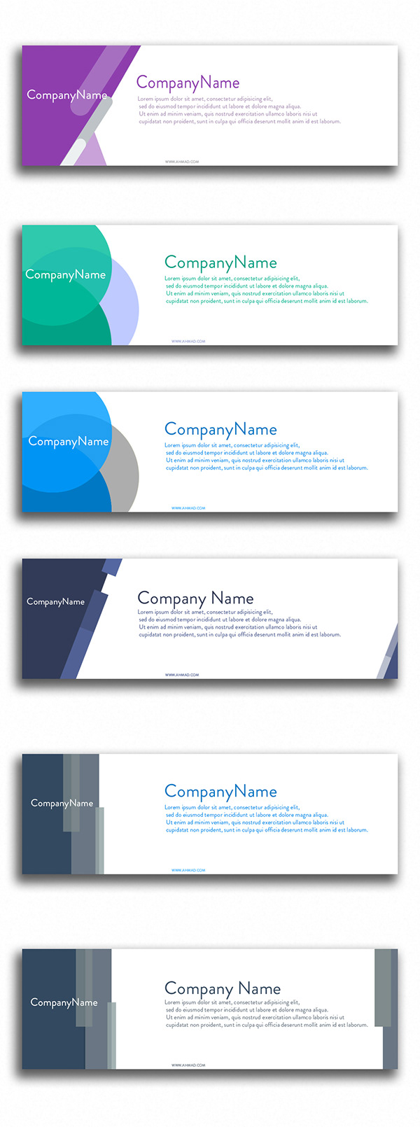 Banners ([FREE PSD)