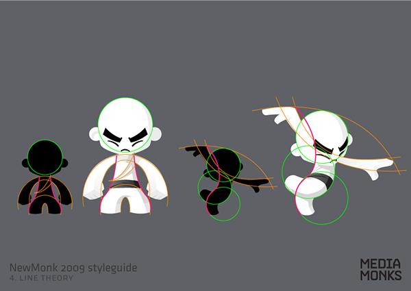 mediamonks media monks toy Munny Mascot