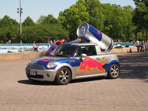 mini cooper / red bull mexico on behance