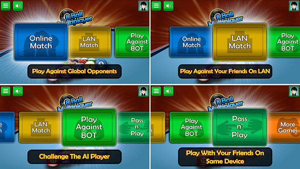 8 Ball Multiplayer - Mobile Game - Unity