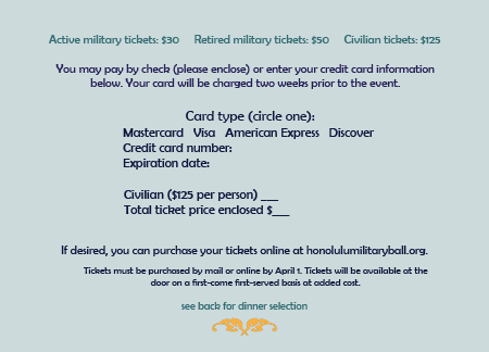 Military Ball Invitation on Behance