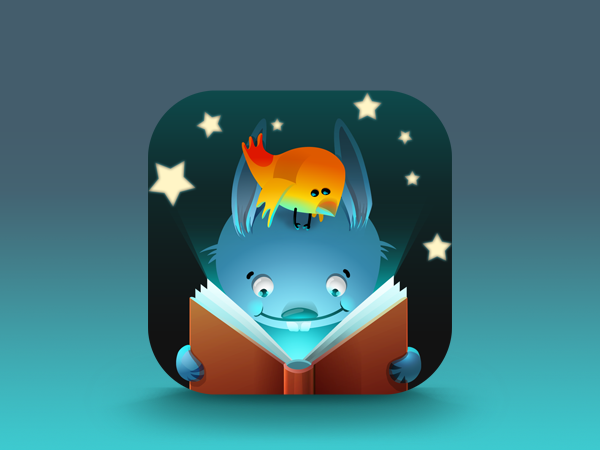 Magic Book App