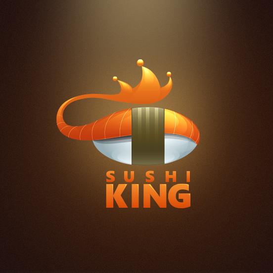 Sushi-King Logo par Denchique