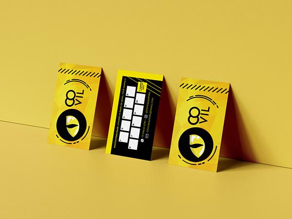 ID Visual Empresa | Covil da Saphira