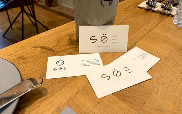 Restaurant SÖE