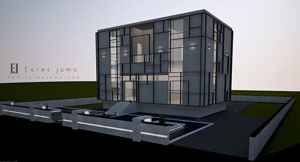 Golden Ratio House Design golden ratio house on behance