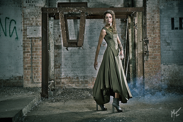 London,london fashion week,spring/summer 2014,STEAMPUNK,decay