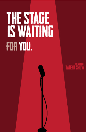 talent show poster on behance mary kay clip art for facials mary kay clip art for facials