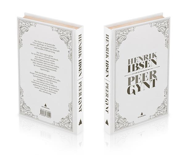 book cover ibsen norway peer gynt Henrik