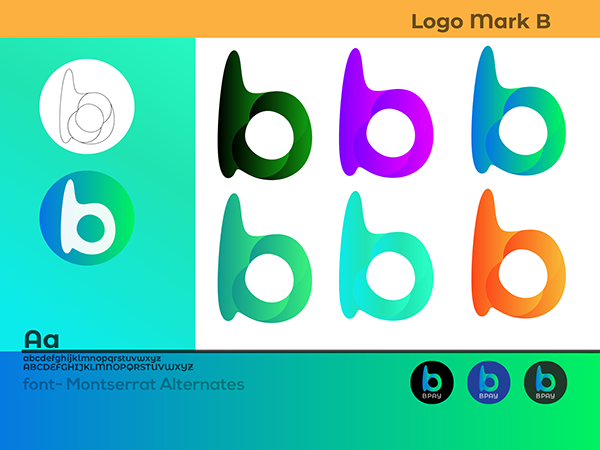 B APP ICON (UNUSED) AVAILABLE FOR SALE)