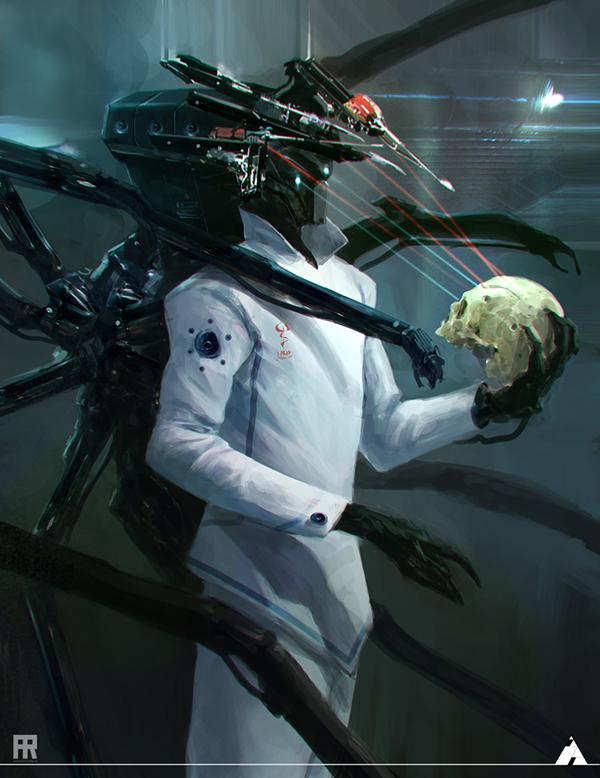 Alien Scientist
