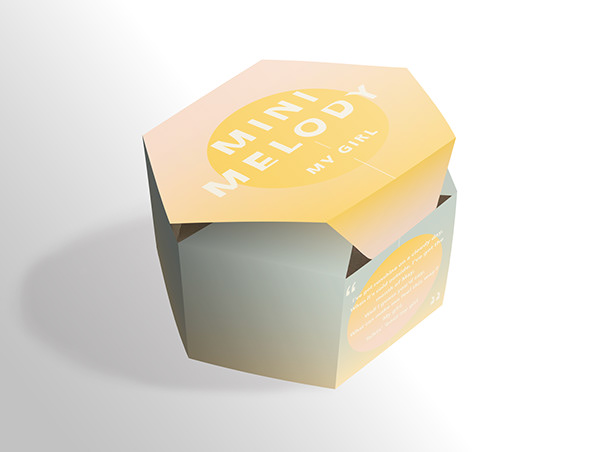 Mini Melody - Packaging Design