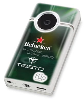 heineken Tiesto Fip Camera