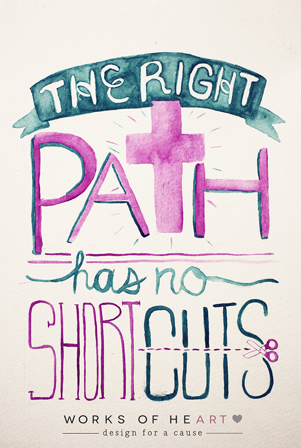 Watercolor bible verses on behance freerunsca Image collections