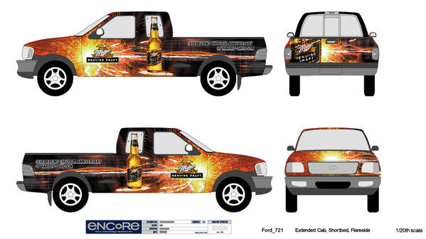 Vehicle Branding Ideas Davidson Vehicle Branding