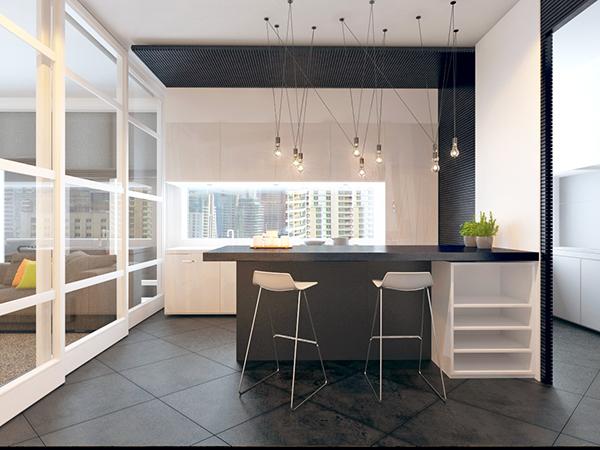 豐富的34張客廳牆壁顏色欣賞