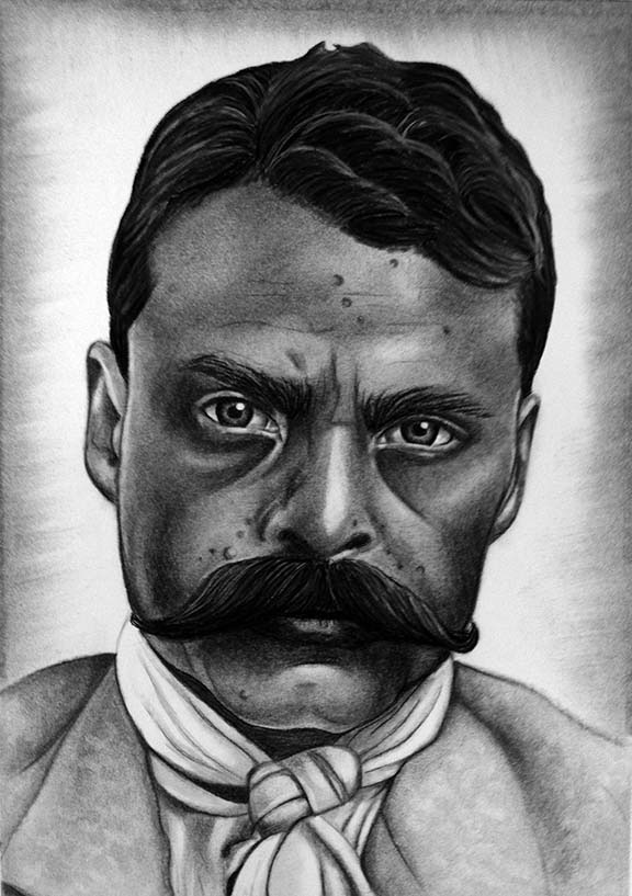 Pancho villa drawing images galleries for Pancho villa tattoo