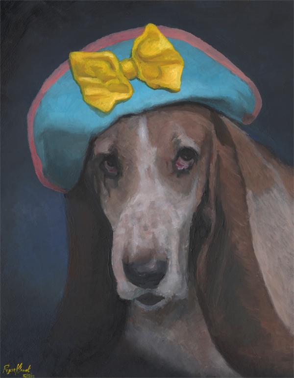 Indiegogo Backer Rewards 2013 Pet Portraits