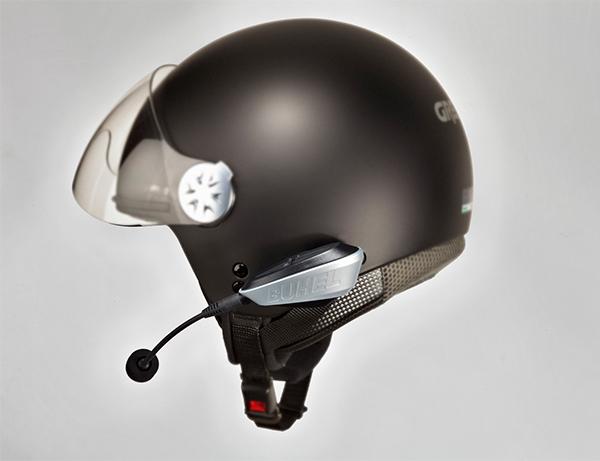 Helmet headphone bone conduction buhel temco madeindreams max battaglia massimo battaglia