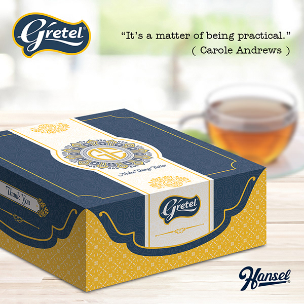 Snack Box, Box Kue, Dus Kue - Gretel Exclusive