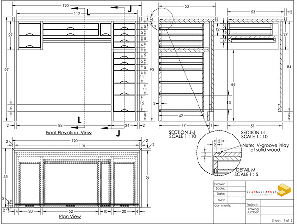 watchmakers bench plans