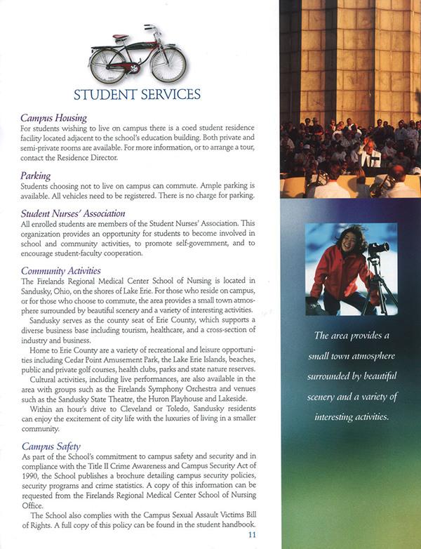 crime awareness and campus security