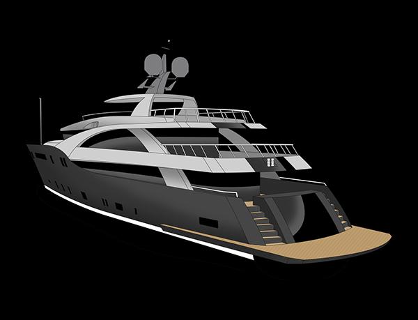 Yacht Interior/Exterior Design On Behance