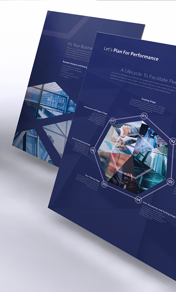 Plexure Singapore Crm Software Brochure Design On Behance