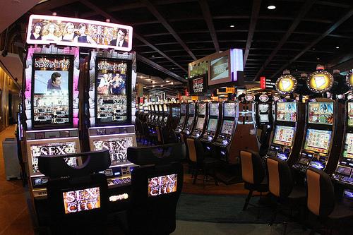 led DMX casino networks