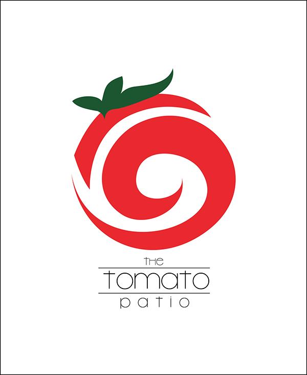 Upscale restaurant logo design
