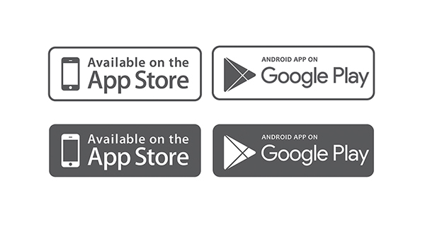 free icons appstore and google play 2015 on behance