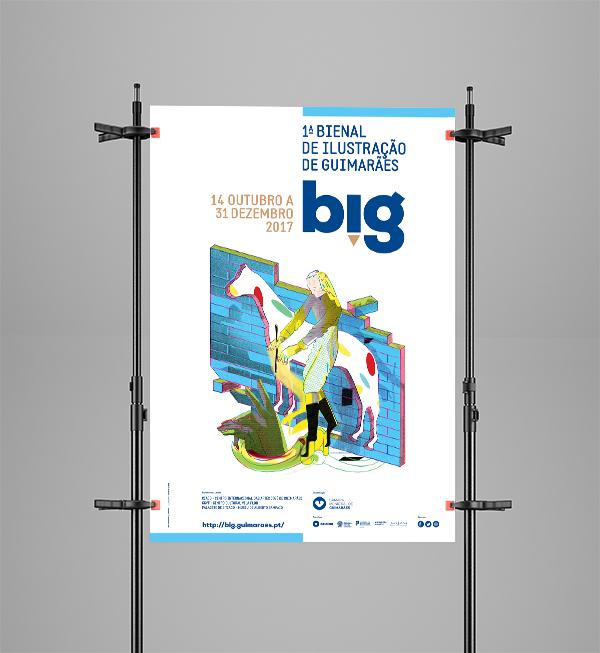 Bienal Ilustração guimarães Portugal